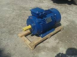 Электродвигатель АИР 7, 5 квт 29602 об/мин