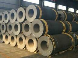 Graphite Electrodes UHP HP RP Low Price For Steel Works - фото 7