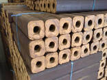 Продам топливные Брикеты Пини Кей (дуб)/ Sell fuel briquettes Pini Kay (oak tree) - фото 2