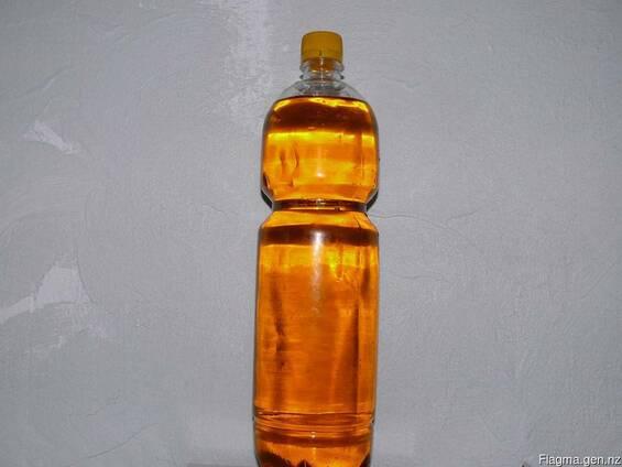 Pure sunflower oil.